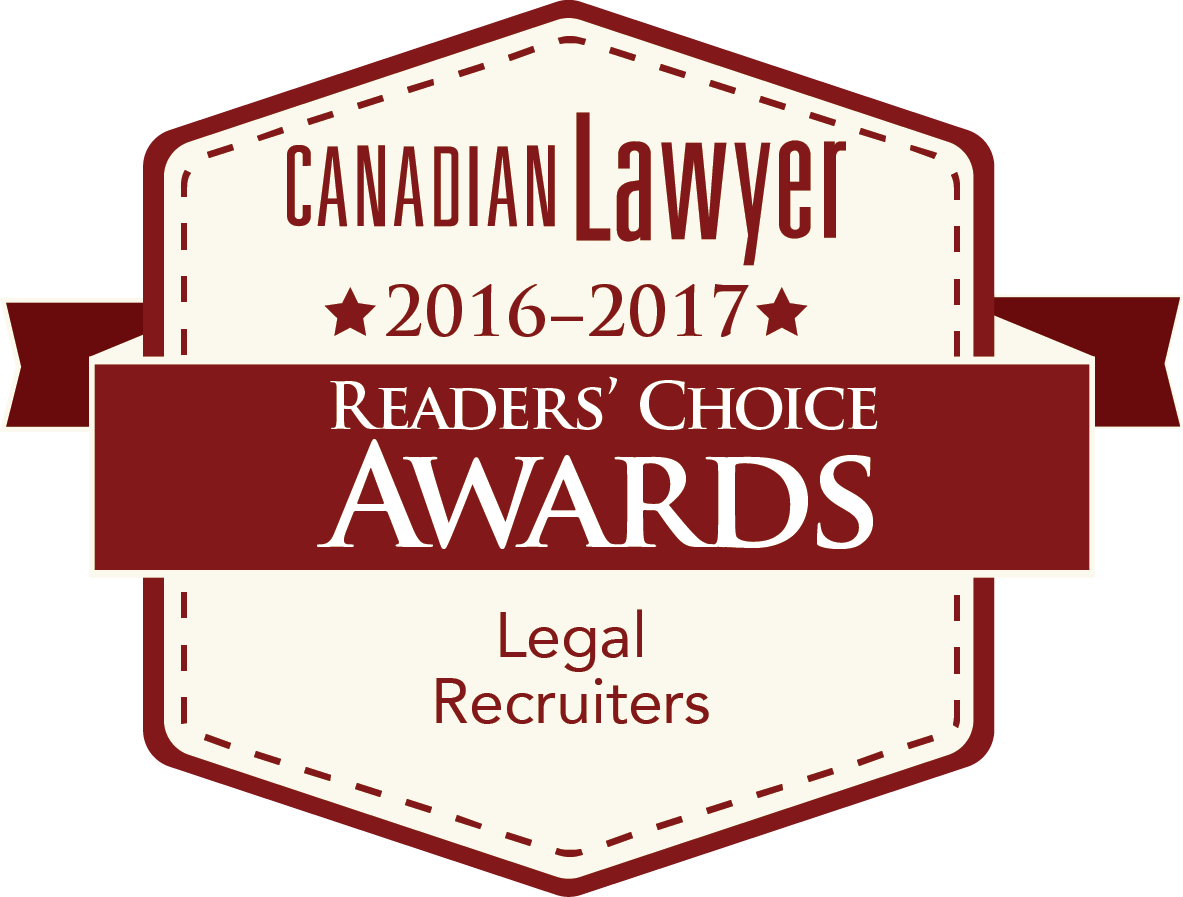 Canadian Lawyer Readers Choice 2016-2017